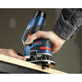 Factory Reconditioned Bosch GKF12V-25N-RT 12V Max Brushless Lithium-Ion 1/4 in. Cordless Palm Edge Router (Tool Only) image number 6