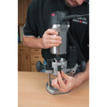 Porter-Cable 895PK 2 1/4 Peak HP Multi-Base Router Kit with Router Table Height Adjuster image number 8