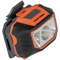 Klein Tools 60407 Vented Full Brim Hard Hat with Cordless Headlamp - White image number 6