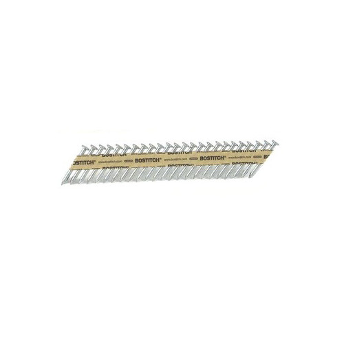 Bostitch PT-MC14815-1M 1-1/2 in. x 0.148 in. 35 Degree Bright STRAPSHOT Metal Connector Nails (1,000-Pack)