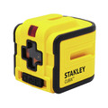 Stanley Cubix Horizontal/Vertical Self-Leveling Cross Line Laser