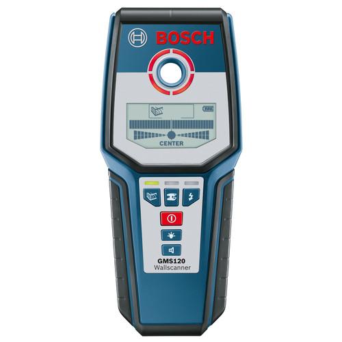 Bosch GMS120 Digital Wall Scanner
