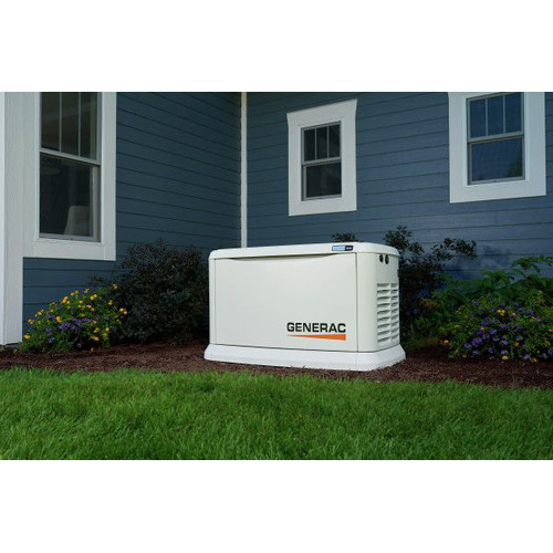 Generac 70391 Guardian Series 20/18 KW Air-Cooled Standby Generator with Wi-Fi, Aluminum Enclosure, 200SE (not CUL) image number 4