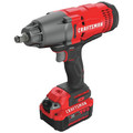Factory Reconditioned Craftsman CMCF900M1R 20V Variable Speed Lithium-Ion 1/2 in. Cordless Impact Wrench Kit (4 Ah) image number 1