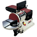 JET JSG-96 6 in. x 48 in. Belt / 9 in. Disc Combination Bench Top Sander image number 1