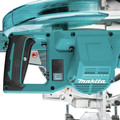Makita XSL07PT 18V X2 LXT Lithium-Ion (36V) Brushless Cordless 12 in. Dual-Bevel Sliding Compound Miter Saw Kit with Laser (5 Ah) image number 12