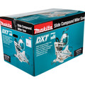 Makita LS1019L 10 in. Dual-Bevel Sliding Compound Miter Saw with Laser image number 10