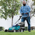 Makita XML02Z 18V X2 (36V) Cordless Lithium-Ion 17 in. Lawn Mower (Tool Only) image number 2