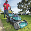 Makita XML08PT1 18V X2 (36V) LXT Lithium-Ion Brushless Cordless 21 in. Self-Propelled Commercial Lawn Mower Kit with 4 Batteries (5.0Ah) image number 20