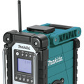 Makita XRM05 18V LXT Lithium-Ion Cordless Job Site Radio (Tool Only) image number 2