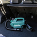Makita LC09Z 12V max CXT Lithium-Ion Cordless Vacuum (Tool Only) image number 9