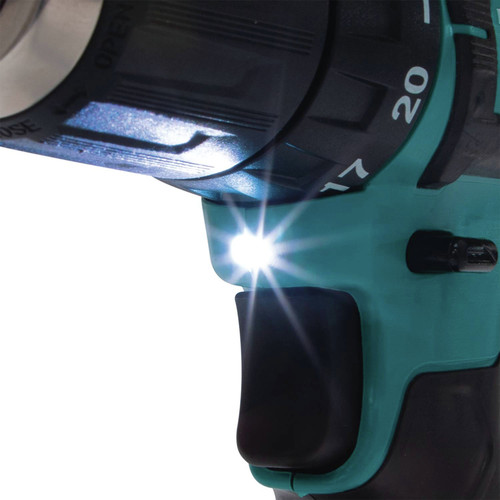 Makita CT232 12V max CXT 1.5 Ah Lithium-Ion 2-Piece Combo Kit image number 6