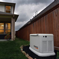 Generac 70311 Guardian Series 11/10 KW Air-Cooled Standby Generator with Wi-Fi, Aluminum Enclosure image number 7