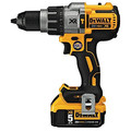Dewalt DCD996P2 20V MAX XR Lithium-Ion Brushless 3-Speed 1/2 in. Cordless Hammer Drill Kit (5 Ah) image number 1