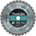 Makita A-96095 5-7/8 in. 32-Tooth General Purpose/Metal Carbide-Tipped Saw Blade image number 1