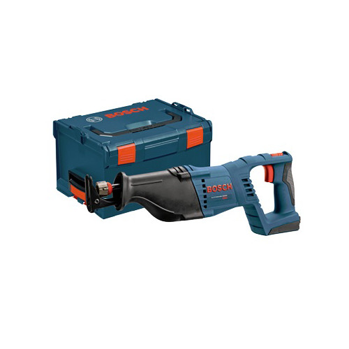 Bosch CRS180BL 18V Reciprocating Saw (Bare Tool) with L-Boxx-2 and Exact-Fit Tool Insert Tray