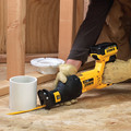 Dewalt DCS380B 20V MAX Lithium-Ion Cordless Reciprocating Saw (Tool Only) image number 4