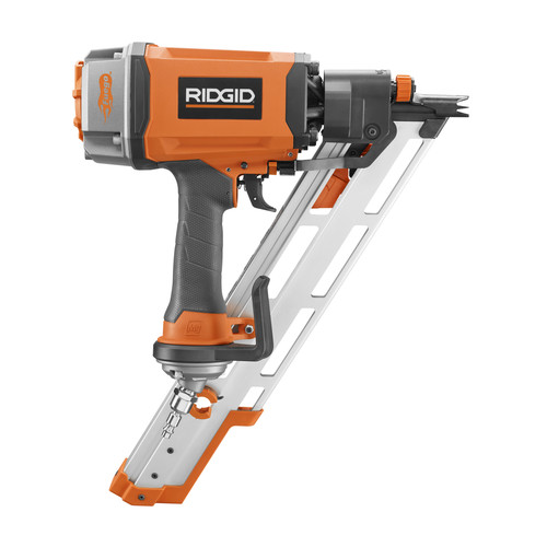 Factory Reconditioned Ridgid ZRR350CHE 3-1/2 in. Clipped Head Framing Nailer