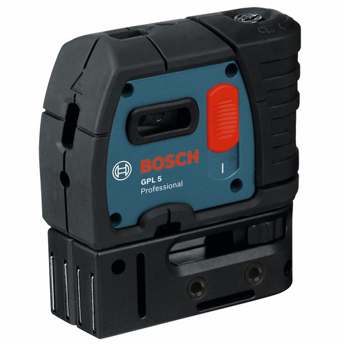 Bosch GPL5 5-Point Self-Leveling Alignment Laser image number 0
