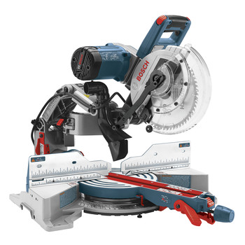Bosch CM10GD 15 Amp 10 in. Dual-Bevel Glide Miter Saw