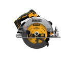 Dewalt DCS573B 20V MAX Brushless Lithium-Ion 7-1/4 in. Cordless Circular Saw with FLEXVOLT ADVANTAGE (Tool Only) image number 2
