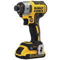 Dewalt DCKTC299P2BT Tool Connect 20V MAX 2-tool Combo Kit with Bluetooth Batteries image number 1