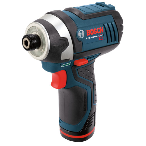 Factory Reconditioned Bosch PS41-2A-RT 12V Max Cordless Lithium-Ion Impact Driver