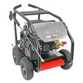 Simpson 65213 5000 PSI 5.0 GPM Gear Box Medium Roll Cage Pressure Washer Powered by HONDA image number 1