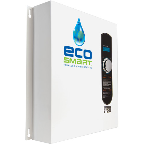EcoSmart ECO27 240V 27 kW Electric Tankless Water Heater