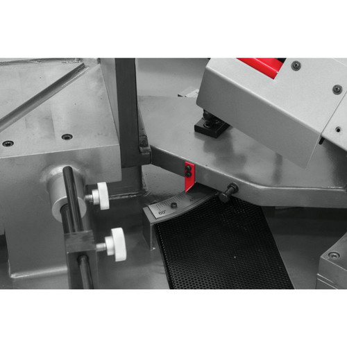 JET 413410 230V 10 in. x 18 in. Horizontal Dual Mitering Bandsaw image number 8