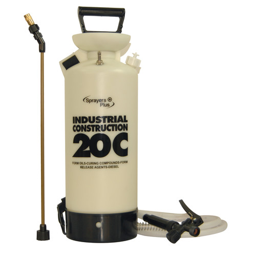 Sprayers Plus CS20C 2 Gallon Commercial Handheld Compression Sprayer