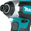 Factory Reconditioned Makita XDT13R-R 18V LXT Lithium-Ion Brushless 1/4 in. Hex Impact Driver Kit (2.0 Ah) image number 3