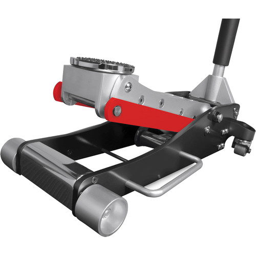 Sunex 6603ASJ 3 Ton Aluminum Service Jack with Rapid Rise Technology