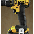 Factory Reconditioned Dewalt DCD785C2R 20V MAX Lithium-Ion Compact 1/2 in. Cordless Hammer Drill Driver Kit (1.5 Ah) image number 5