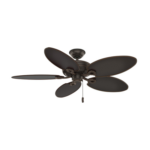 Casablanca 55073 54 in. Charthouse Onyx Bengal Ceiling Fan