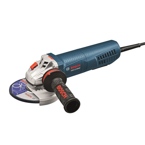 Bosch GWS13-50VSP 13 Amp 5 in. High-Performance Angle Grinder Variable Speed with Paddle Switch image number 0