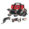 Porter-Cable PCCK6116 20V MAX Lithium-Ion 6-Tool Combo Kit image number 0