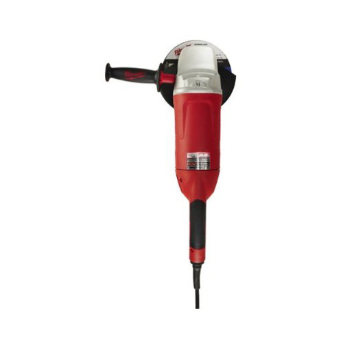 Factory Reconditioned Milwaukee 6088-830 7 in./9 in. Large Angle Grinder with Lock-On Button