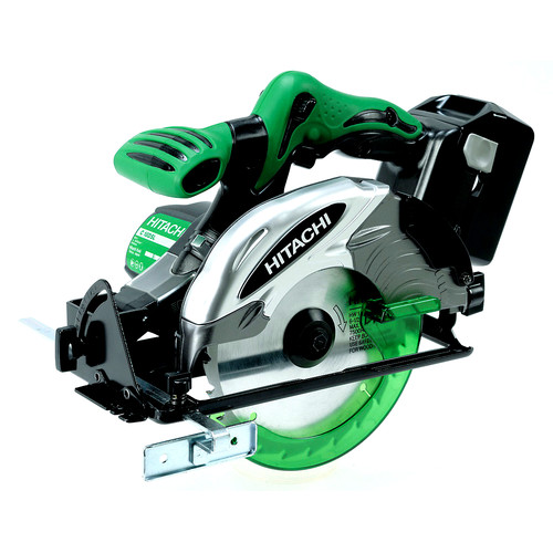 Hitachi C18DSLP4 18V Cordless Lithium-Ion 6-1/2 in. Circular Saw with Electric Brake (Bare Tool)