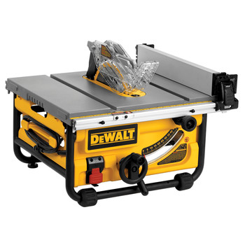Factory Reconditioned Dewalt DWE7480R 10 in. 15 Amp Site-Pro Compact Jobsite Table Saw image number 0