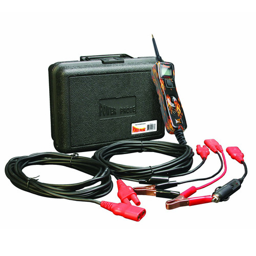 Power Probe PP319FIRE Power Probe III Circuit Tester Kit (Fire)