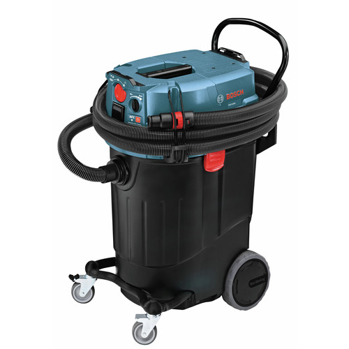 Bosch VAC140AH 14-Gallon Dust Extractor with Automatic Filter Clean and HEPA Filter image number 0