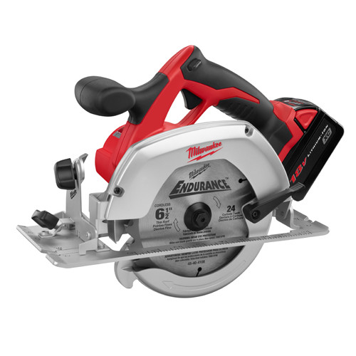 Factory Reconditioned Milwaukee 2630-82 M18 18V Cordless Lithium-Ion 6-1/2 in. Circular Saw