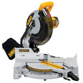 Dewalt DW713 10 in. Single Bevel Miter Saw image number 1