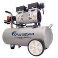 California Air Tools 5510SE 1 HP 5.5 Gallon Ultra Quiet Steel Tank Air Compressor