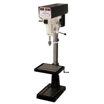 JET J-A5818 15 in. Vs Floor Drill Press