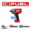 Milwaukee 2862-20 M18 FUEL with ONEKEY High Torque Impact Wrench 1/2 in. Pin Detent (Tool Only) image number 2