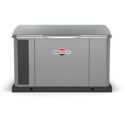 Briggs & Stratton 040586 20kW Standby Generator with Steel Enclosure and Controller image number 0