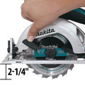 Makita XT505 18V LXT Lithium-Ion 5-Tool Cordless Combo Kit (3 Ah) image number 3