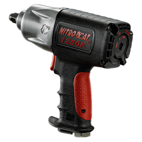 AIRCAT 1250-K 1/2 in. Composite Xtreme Torque Air Impact Wrench image number 0